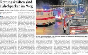 RZ-Artikel vom 11.3.2015 Quelle: Rhein-Zeitung