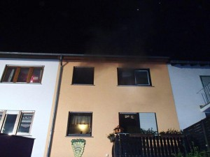 Wohnungsbrand Legiastr. 80