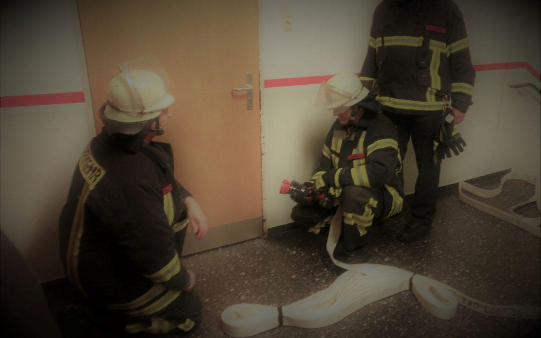 Einsatz –> Wohnungsbrand